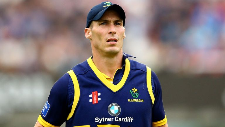 Simon Jones: Disappointed to be leaving Glamorgan