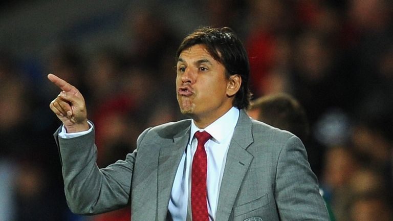 Chris Coleman: Admitted Wales were beaten by the better team