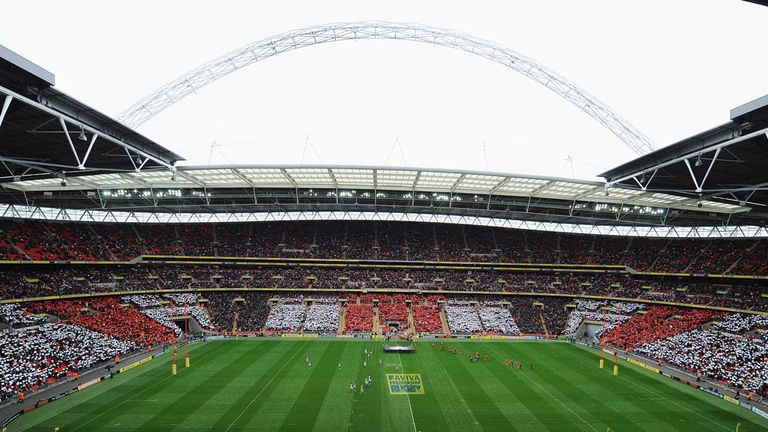 Ticket touts to be targeted at Wembley tonight