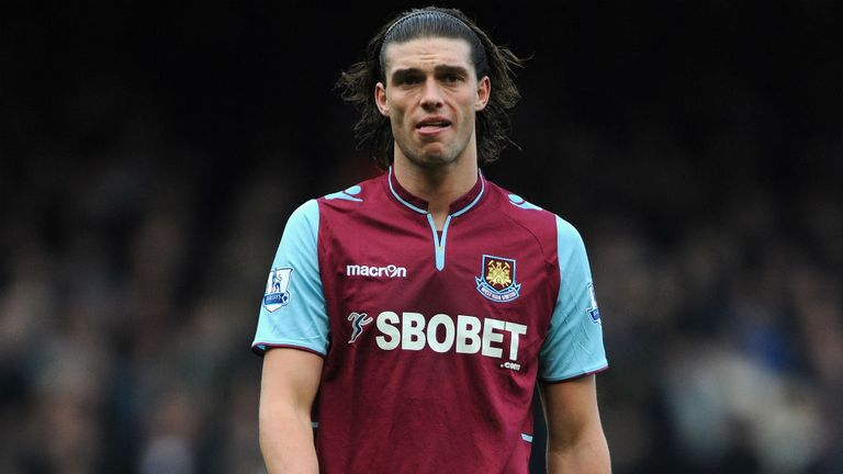 Andy Carroll: West Ham striker has endured a frustrating spell on the sidelines