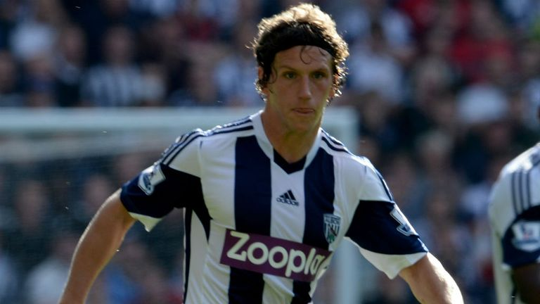 Billy Jones: Will leave West Brom for Sunderland