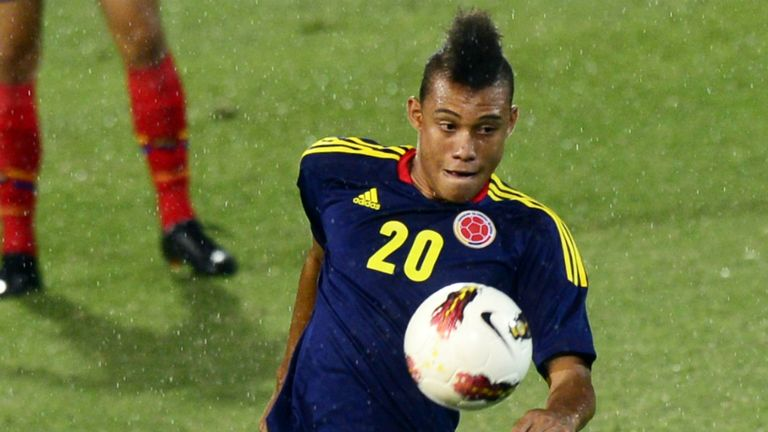 Brayan Perea: Has joined Lazio from Deportivo Cali on a five-year deal