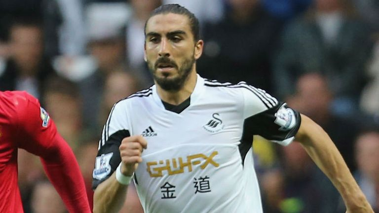 Chico Flores: One booking away from a suspension
