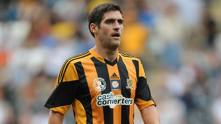 Danny Graham: Would like to see out the season at Hull City