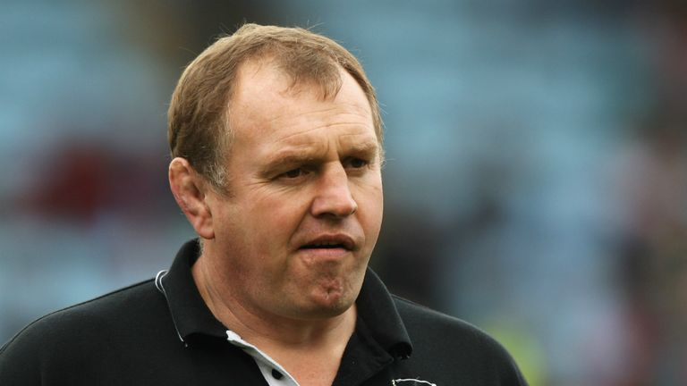 Dean Richards: Happy with the way Newcastle finished at Gloucester