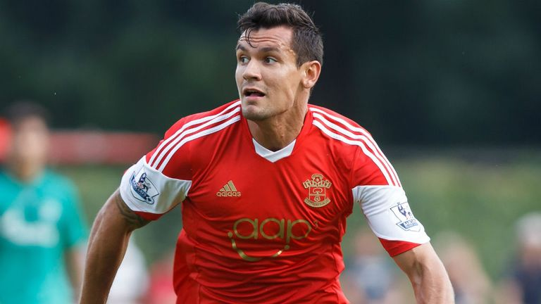 Dejan Lovren: Says keeping style is important for Saints