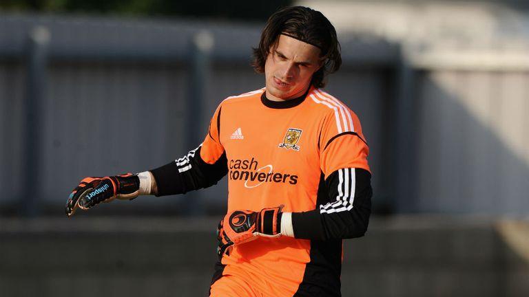 Eldin Jakupovic: Hull keeper wants to play for Bosnia