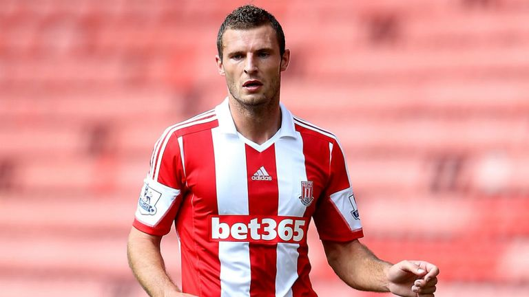 Erik Pieters: Stoke defender has denied he went down too easily