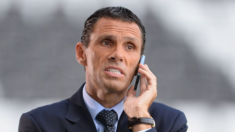 Gus Poyet: Set to take over at Sunderland