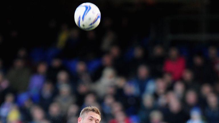 Luke Chambers: Happy at Ipswich