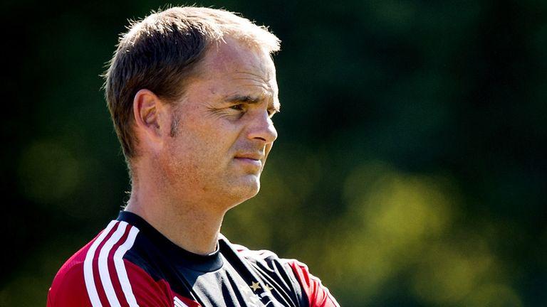 Frank de Boer: Looking for a response