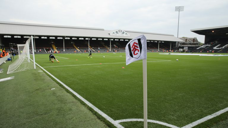 Craven Cottage: Fulham's game against Liverpool will go ahead as planned