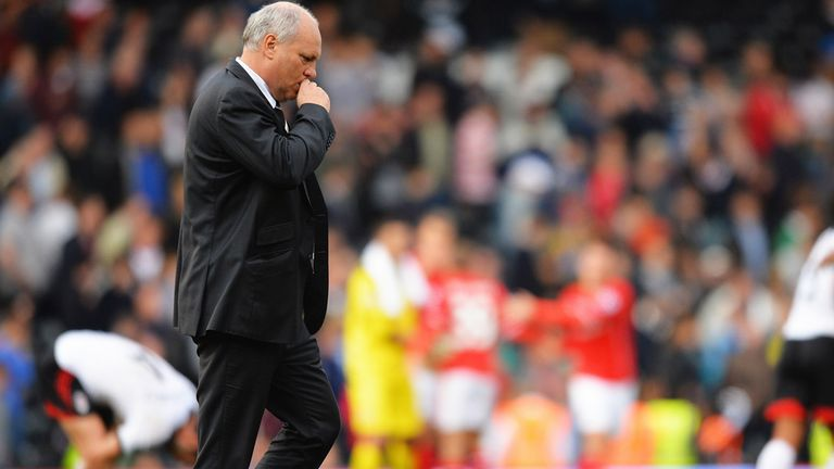 Martin Jol: Plenty to think about after Fulham's latest loss