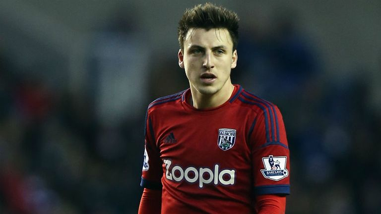 George Thorne: West Brom midfielder's loan move on hold
