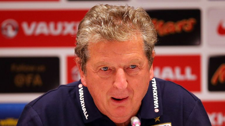 Roy Hodgson: Confident of victory in Kiev