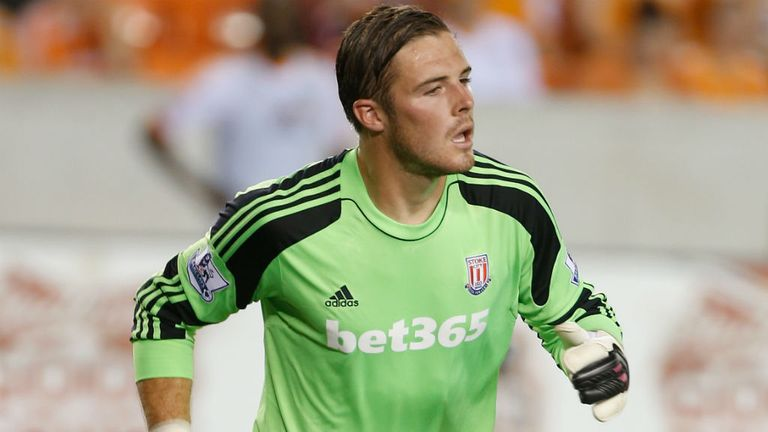 Jack Butland: Spending three months on loan at Oakwell