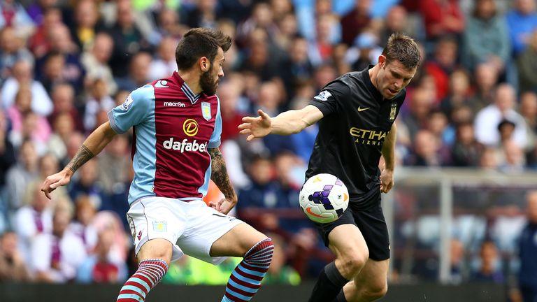 Antonio Luna: Aston Villa defender joins Hellas Verona