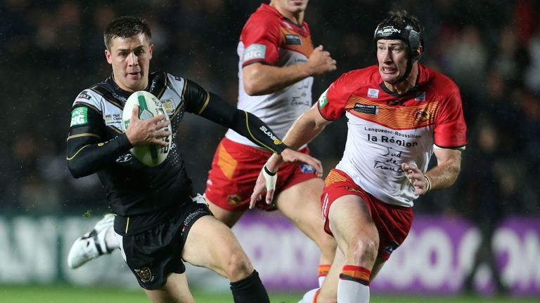 Jamie Shaul: Committed future to Hull