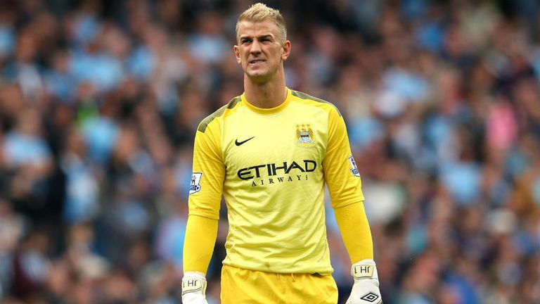 Joe Hart: Late error cost City a point at Chelsea