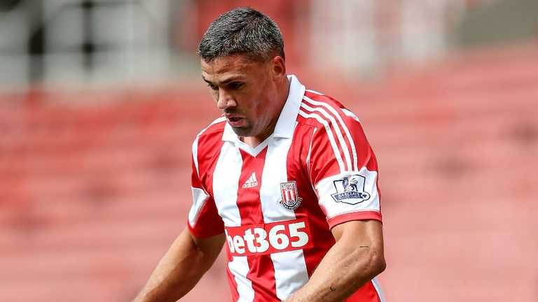 Jon Walters: Stoke striker hopes to be involved against West Brom
