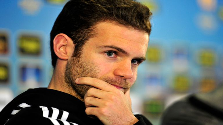Juan Mata: Not making the Chelsea starting XI despite being the Premier League's leading assist maker in 2012/13