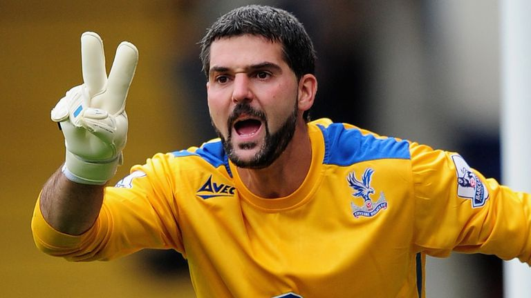 Julian Speroni: Says Crystal Palace have the stomach for a Premier League fight
