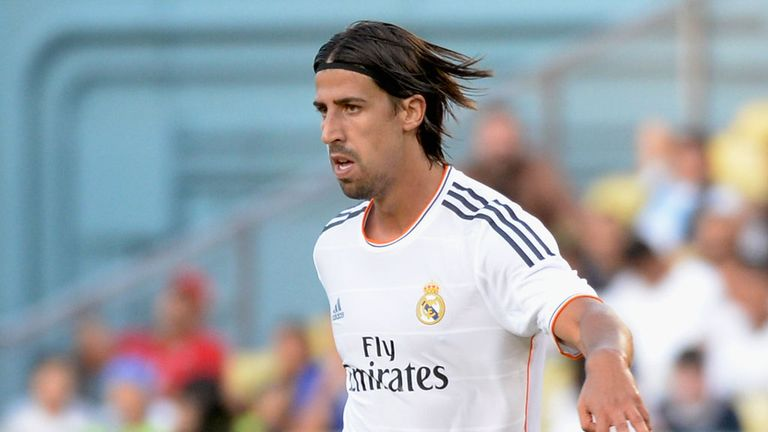 Sami Khedira: Has torn knee ligaments