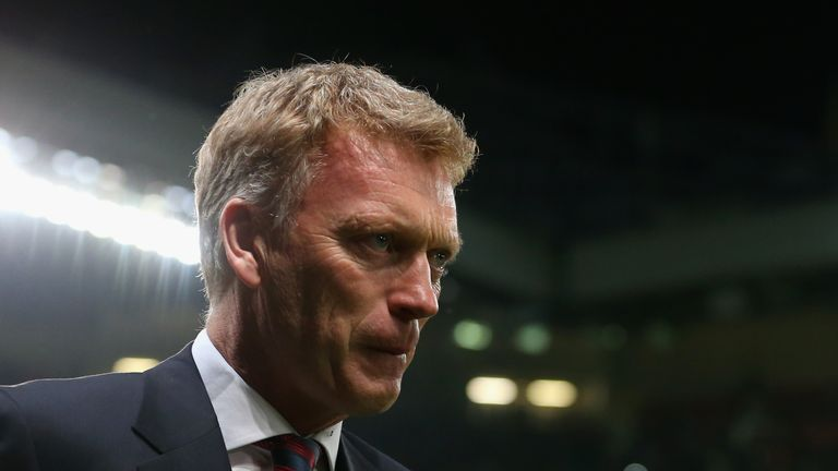 David Moyes: Enduring a tough start to his reign at Manchester United