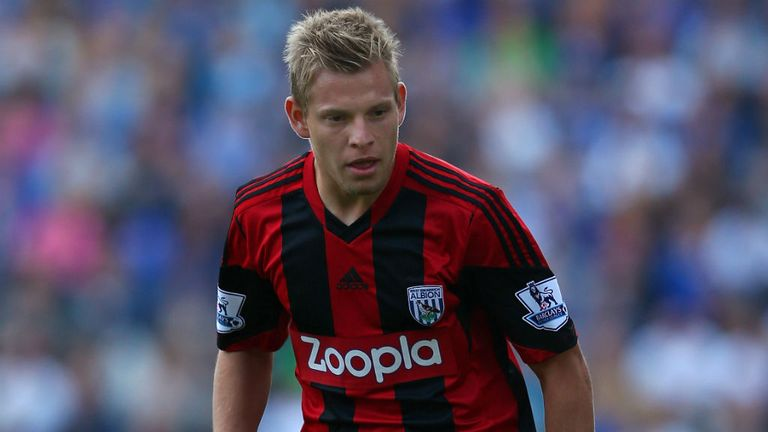 Matej Vydra: On-loan West Brom striker back to fitness