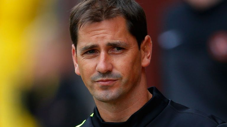 Jackie McNamara was forced to ring the changes