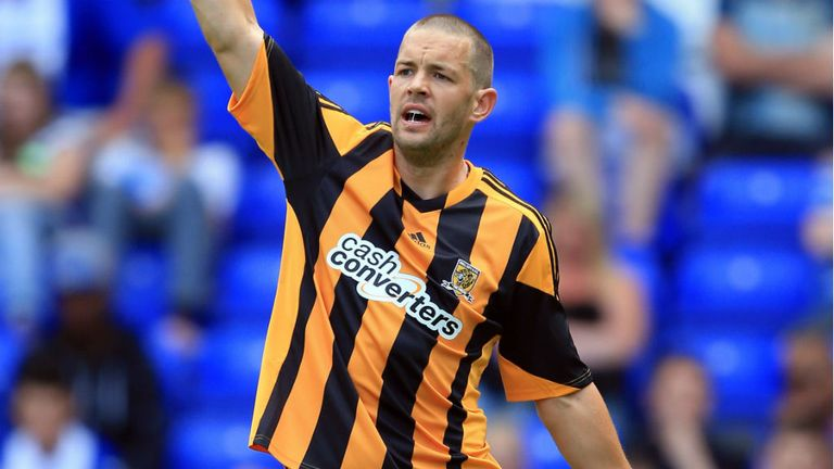 Matty Fryatt: Could be recalled to the KC Stadium from Sheffield Wednesday