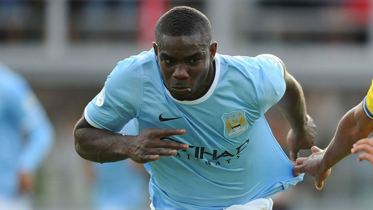 Micah Richards: Aware that he needs to stay fit