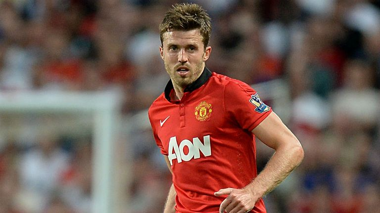 Michael Carrick: Key to Manchester United's chances of success