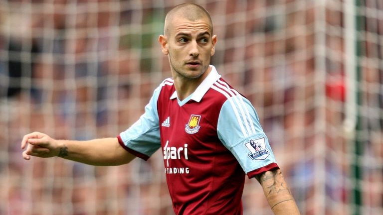 Mladen Petric: Heading to Panathinaikos after short stint with West Ham