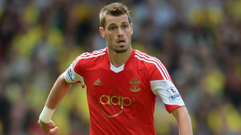 Morgan Schneiderlin: Happy to stay at Southampton