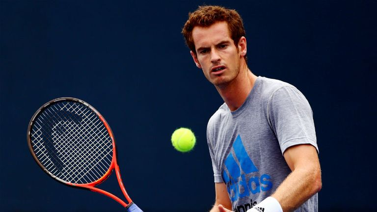 Andy Murray: Back to lead Great Britain in Davis Cup clash with Croatia