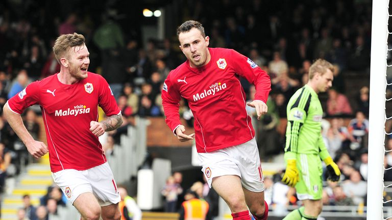 Jordon Mutch: Taking positives from Cardiff's goalscoring touch in front of goal
