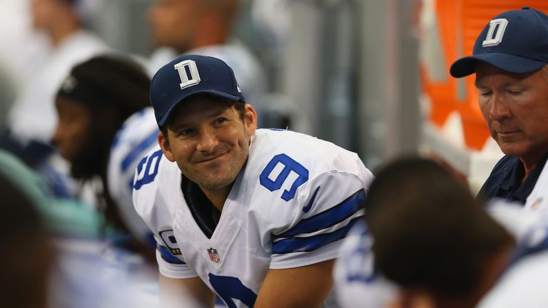 Tony Romo won the Fantasy shootout with Manning last week