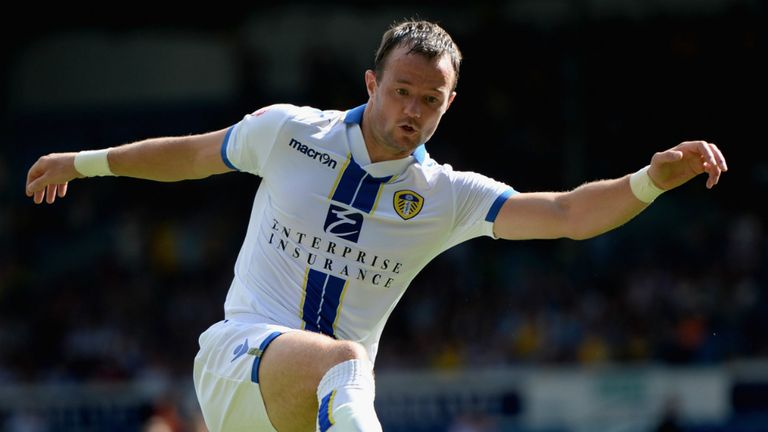 Noel Hunt: Striker has the full backing of boss Brian McDermott