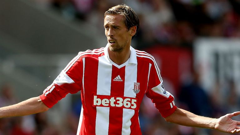 Peter Crouch: Confident Stoke will be successful under Mark Hughes