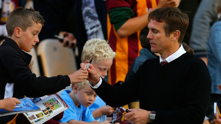 Phil Parkinson: Believes Bradford City's success is making loan deals more difficult