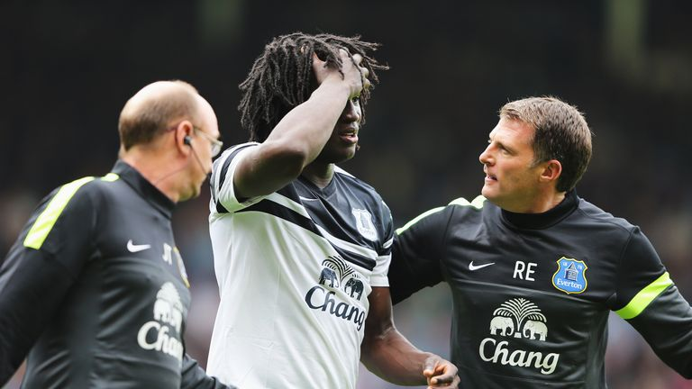 Romelu Lukaku: Has ambitions of being 'one of the greatest'