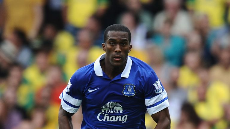 Sylvain Distin: Lashes out after Everton's cup exit