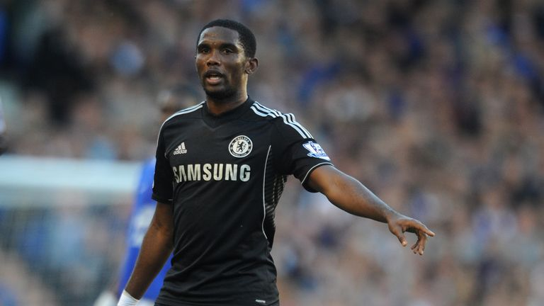 Eto'o: will come good for Chelsea, says Souness