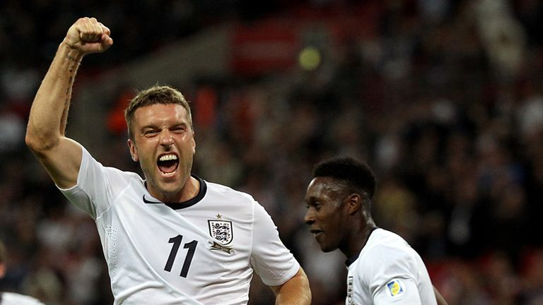 Rickie Lambert: Fears for his England place