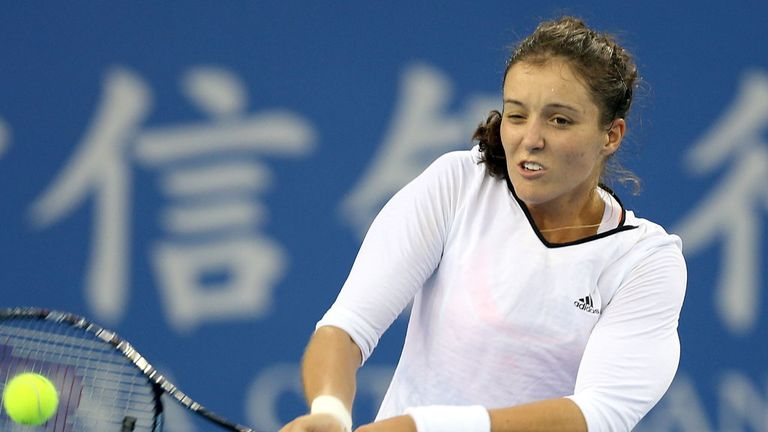 Laura Robson: new coaching team for 2014