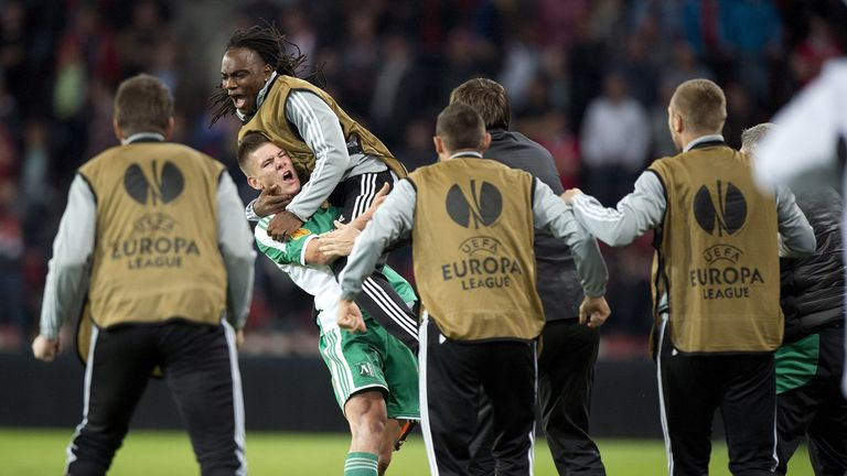 Ludogorets: More Europa League success