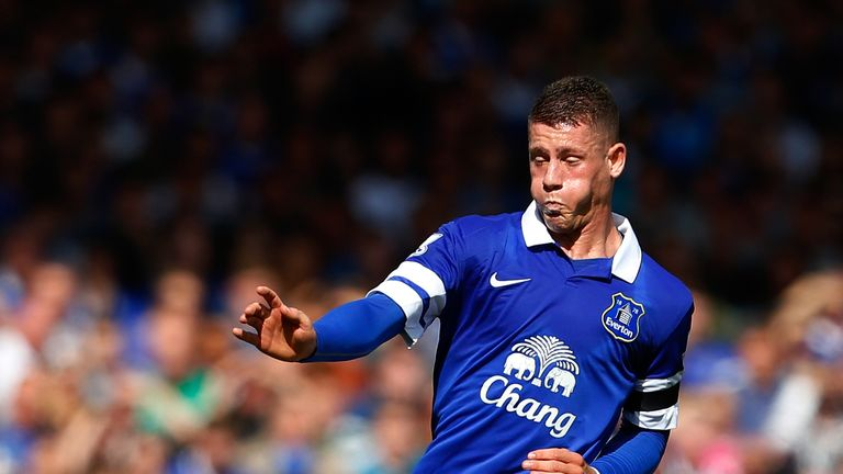 Ross Barkley: Urged to stay at Everton by Gareth Barry