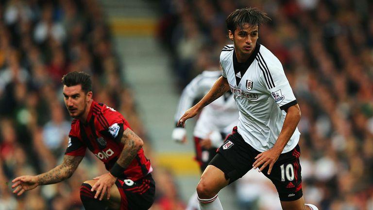 Bryan Ruiz: Fulham striker could have Anderlecht option