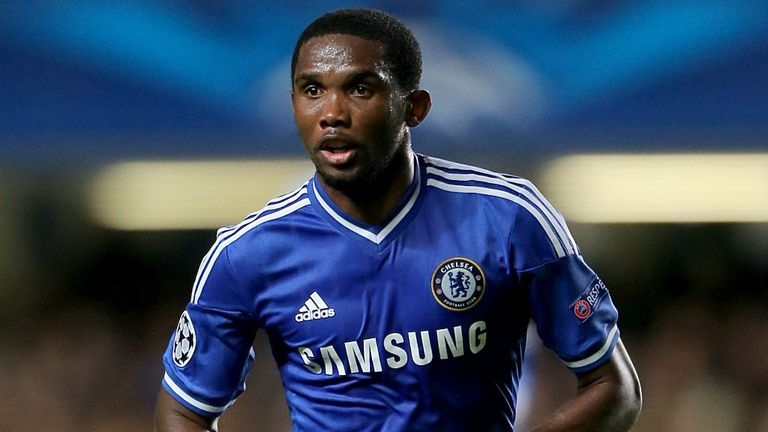 Samuel Eto'o: Pressured by his son to move back to Mallorca